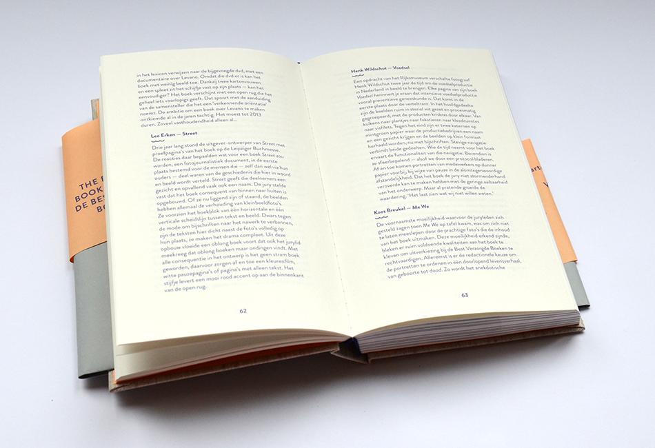 de Best Verzorgde Boeken 2013